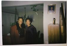 Vintage PHOTO African American Sisters Posed In Their Home