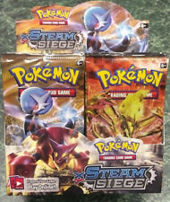 Pokemon XY Steam Siege Booster Pack from Canada
