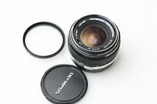Olympus OM 21mm F3.5 lens