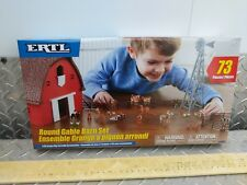 1/64 ertl Farm Country Toy Building sealed red gable barn shed playSet s scale