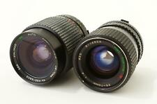 lot of 2x zoom lenses, for cleaning (OM and Nikon mount)