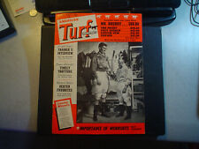 American Turf Monthly, Feb. 1967..  VG..!