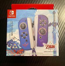 Nintendo Switch Joy-con The Legend of Zelda Skyward Sword Edition (Limited...