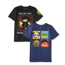 5 6 7 Ryans World Graphic Tees MIX and MATCH 2 pack Shirt  sizes