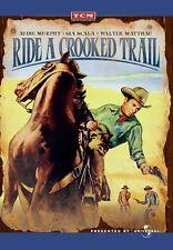 Ride a Crooked Trail 1958 (DVD) Audie Murphy, Gia Scala, Walter Matthau - New