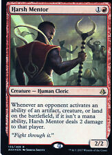 Harsh Mentor / Harscher Mentor FOIL - Amonkhet - Magic - NM - DE