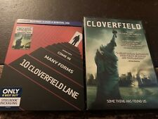 3-Disc Blu-Ray/DVD - 10 Cloverfield Ln / Cloverfield (Only @ Best Buy SteelBook)