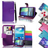 For Alcatel One Touch Pixi 4 (5.0) Smart Mobile Phone Wallet Leather Case Cover