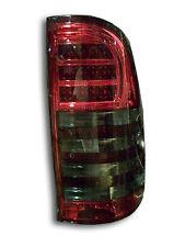 TOYOTA HILUX VIGO PAIR LED REAR TAIL LIGHT LEED DEPO RED BLACK