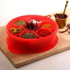 Tupperware Spice it With Spoon - Multi Masala Storer