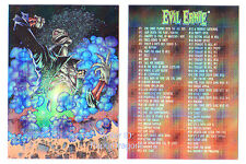 EVIL ERNIE Series 3 - Hot Box Parallel Fractyl Chase Card -  80+ to choose from