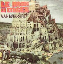 Alain MARKUSFELD-LE MONDE EN ETAGES (FRA 1970) CD