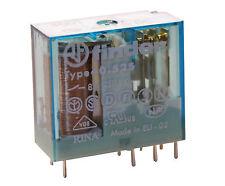 Finder 40.52 48V DC 8A - Relè in miniatura miniaturizzato Relay Relais Rele