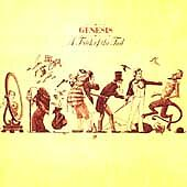 Genesis - A Trick of the Tail (UK) (CD, Oct-1994, Atco (USA) Like New