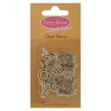 FIZZY MOON CLEAR STAMPS GREAT FOR CRAFTS - BUTTERFLY