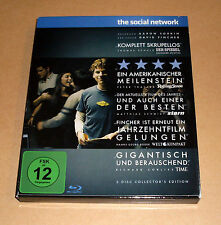 Blu Ray - The Social Network - David Fincher ( Facebookfilm Blue Ray Blueray )