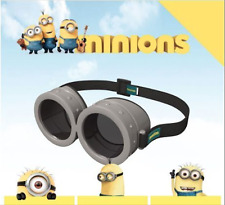 2 X Dispicible Me - Minions 3D Glasses Goggles For use with Passive 3D TV's.