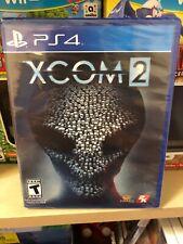 PS4 XCOM 2  PlayStation 4 Brand New Factory Sealed