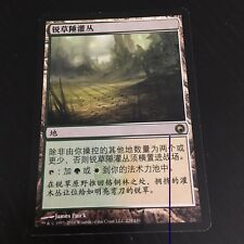 MTG MAGIC SCARS OF MIRRODIN RAZORVERGE THICKET CHINESE HALLIERS L'OREE RASOIRS