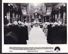 Young Sherlock Holmes 1985 scene horror vintage movie photo 25304