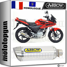 ARROW POT ECHAPPEMENT APPROUVE THUNDER ALUMINIUM HONDA CBF 125 2013 13 2014 14