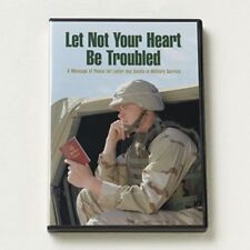 Let Not Your Heart Be Troubled-Latter-Day Saints in Military Service (DVD, 2005)