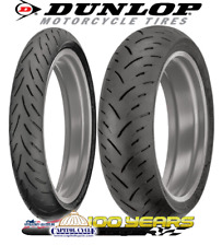 DUNLOP SPORTMAX GPR-300 TIRE SET 120/70-17, 180/55-17 FRONT AND REAR - 2 TIRES