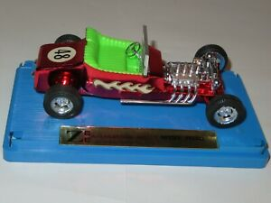 Vintage ZEE International No. 291 Made in Hong Kong Mod Rod Toy Car