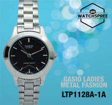 Casio Classic Series Ladies' Analog Watch LTP1128A-1A