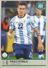 285 PAULO DYBALA ARGENTINA STICKER ROAD TO RUSSIA WORLD CUP 2018 PANINI