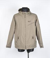 JACK Wolfskin Giacca Cappotto con cappuccio Uomo Taglia UE-USA/XL, UK-44/46, GENUINE