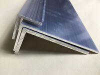 Aluminium Extruded Angle - L profile -Various Size- LONG 2 M - 5 M --- VAT