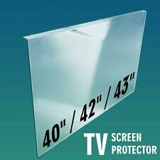 TV Screen Protector ANTI-GLARE 40 inch / 42 inch / 43 inch protection cover