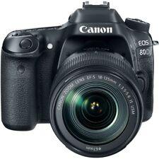 Canon EOS 80D Kamera + EF-S 18-135mm IS nano USM DSLR mit Objektiv NEU