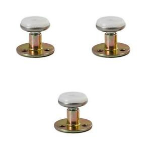 Sets of 3 Adjustable Threaded Bed Frame Anti-Shake Tool Bed Headboard Stopper