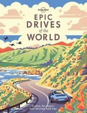 NEW Epic Drives of the World By Lonely Planet Hardcover Free Shipping