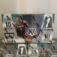 2019-20 Panini Mosaic Basketball Hobby Box Brand New Factory Sealed SHIPS NOW