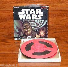 Vintage FILM REEL Star Wars BLACK & WHITE 42.5 Metres Super 8 **READ**