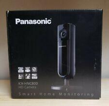 Panasonic KX-HNC800 Full HD 1080p Camera Smart Home Monitoring- Black