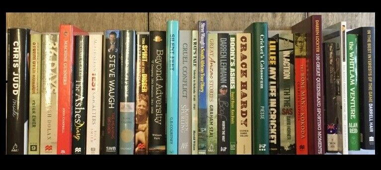 Books From The Bookshelf Australia