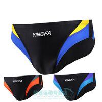 YINGFA Mens professional training competition swimwear briefs 9462