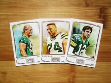 2009 Topps Mayo Green Bay Packers TEAM SET - Clay Matthews ROOKIE