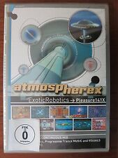 Exotic Robotics → Pleasure 141X  Atmospherex ‎– DVD6053X  DVD & CD - neu