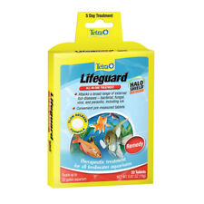 Tetra Lifeguard Fish Desease All-in-One Five-Day Treatment - 32 Tablets