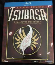 Tsubasa: Reservoir Chronicle - Collected Memories (Blu-ray, 2010, 7-Disc Set)