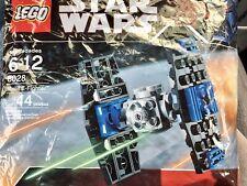 Lego 8028 Star Wars 2009 Mini TIE Fighter Set Lucasfilm LTD New Sealed