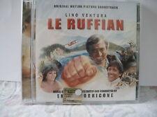 LE RUFFIAN  -1 CD - E. MORRICONE - (A62)