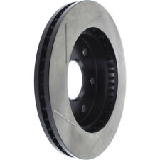 Disc Brake Rotor-RWD Front Left Stoptech 126.66040SL