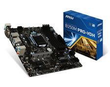 Placa base MSI B250m Pro-vdh Matx Lga1151msi