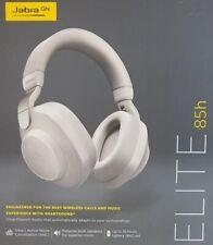 Jabra Elite 85H Over Ear Wireless Headphones Noise Cancelling (Gold Beige)